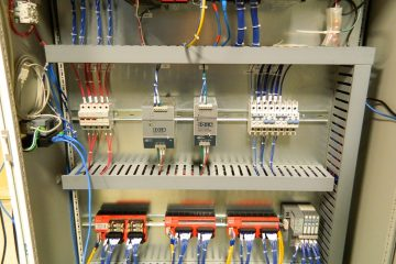 Electrical Wiring-Control Panel