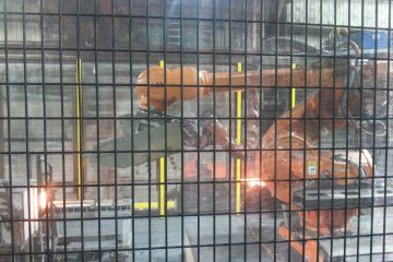 Extreme Conditions Material Handling Cell