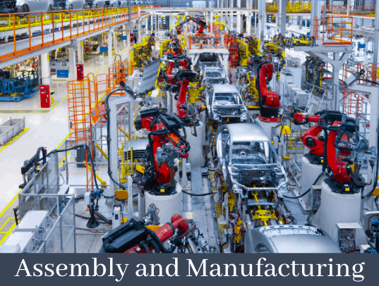 assembly and manufacturing