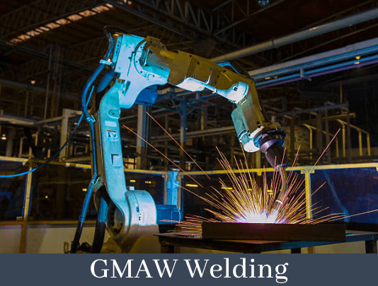automated gmaw welding