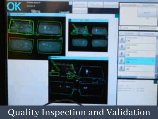quality inspection and validation